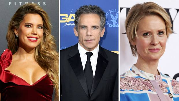 Sylvie Meis, Ben Stiller und Cynthia Nixon besiegten den Krebs