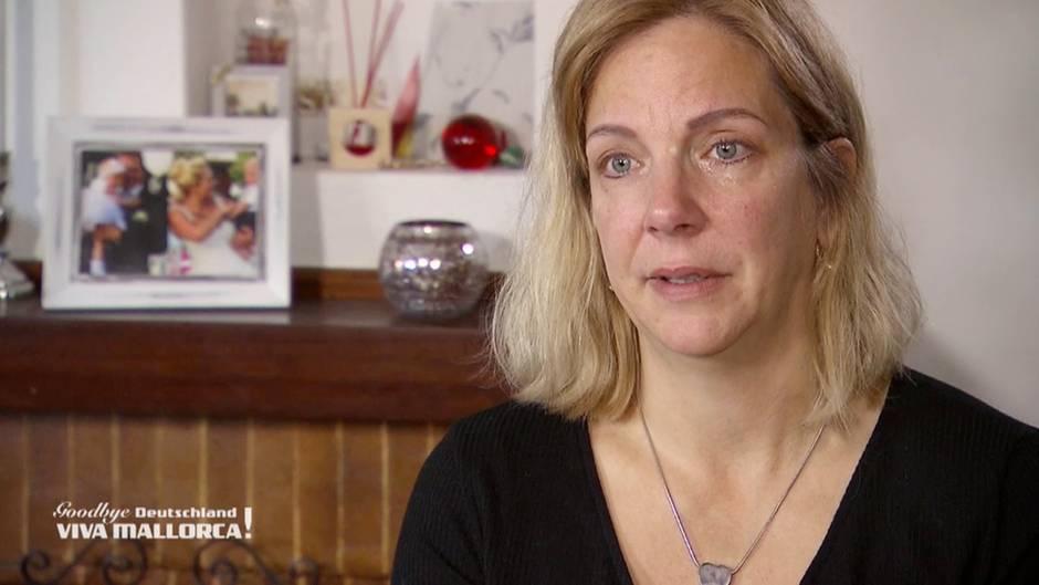Daniela Büchner nach dem Tod ihres Mannes, Jens Büchner