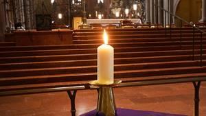 Deutschland Kirche Pfarrer stirbt bei letzter Predigt