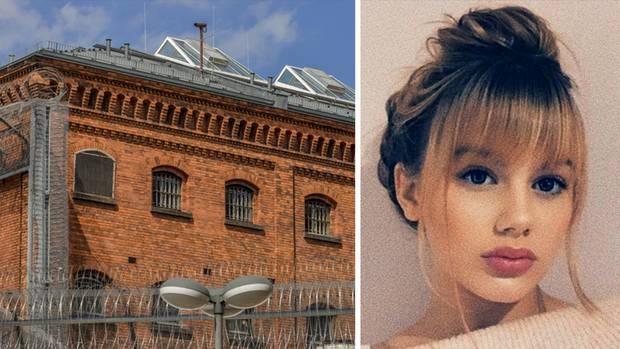 Untersuchungsgefängnis Berlin-Moabit; vermisste Rebecca