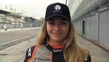 Formel-3-Rennfahrerin Sophia Flörsch (18) denkt nach ihrem Horror-Crash nicht ans Aufhören.