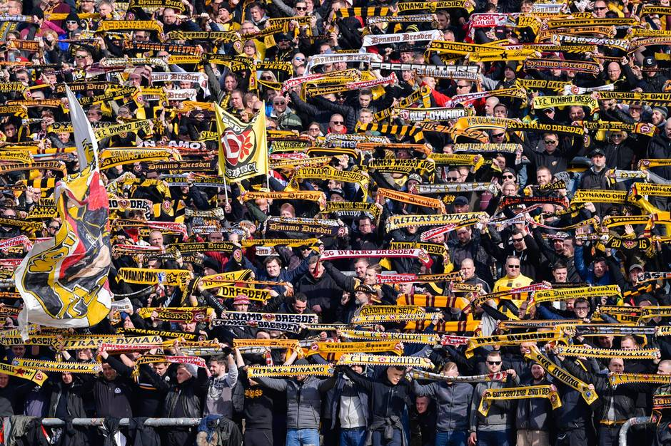 Fußball-Bundesliga Dynamo Dresden