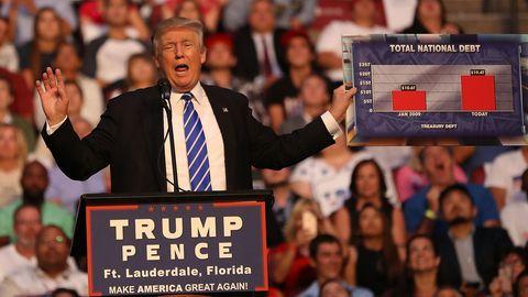Trump Schulden