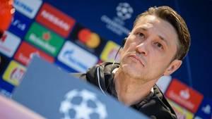 Niko Kovac steht mit dem FC Bayern München vor dem wichtigsten Spiel der Saison