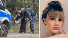 Polizei in Brandenburg, vermisste Rebecca