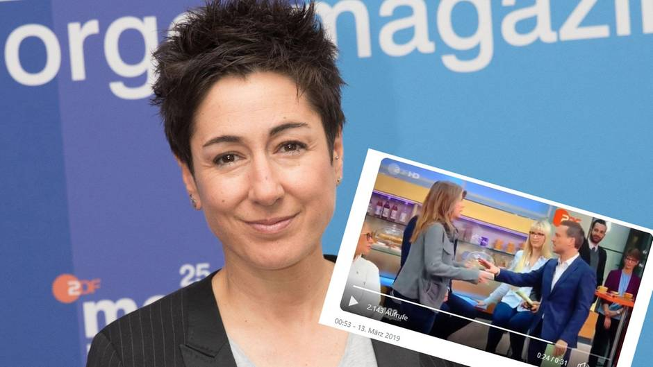 """ZDF-""""Morgenmagazin"""": Frau schimpft im Live-TV über """"Lügenpresse"""""""