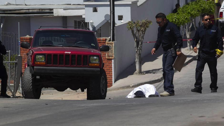 Tijuana - Mexiko - gefährlichste Stadt der Welt - Ranking