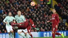Bayern - Liverpool - Champions League - Sky Ticket