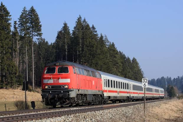 Der ECx soll die jahrzehntealten Euro- und Intercity-Züge ablösen