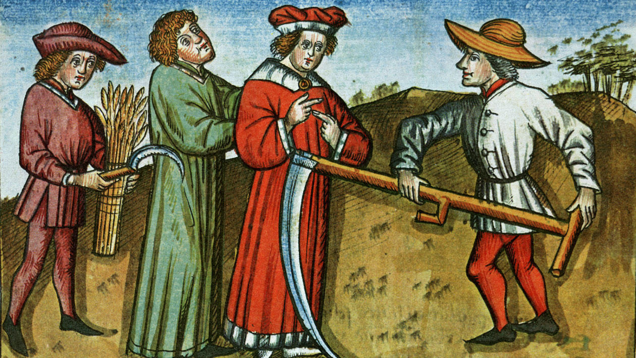 Arbeitszeit im Wandel der Zeit: Arbeiten im Mittelalter - wurde damals wirklich so viel geschuftet?