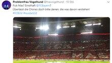 Fc Bayern - Choreo Fans - Fick Mas