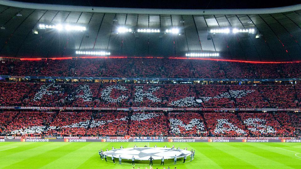 Choreo Fc Bayern Fans