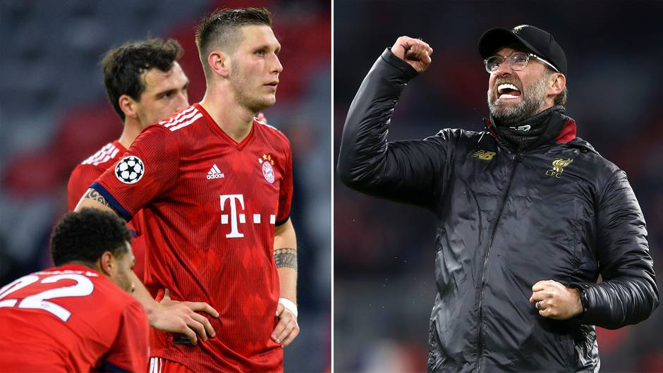 Champions League: Aus im Achtelfinale: Klopps Liverpooler kegeln Bayern raus