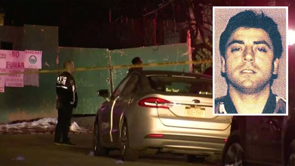 "Francesco ""Frank"" Cali: Berüchtigter Mafia-Boss in New York erschossen"