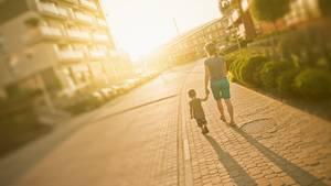Viele Familien ziehen raus aus der Stadt