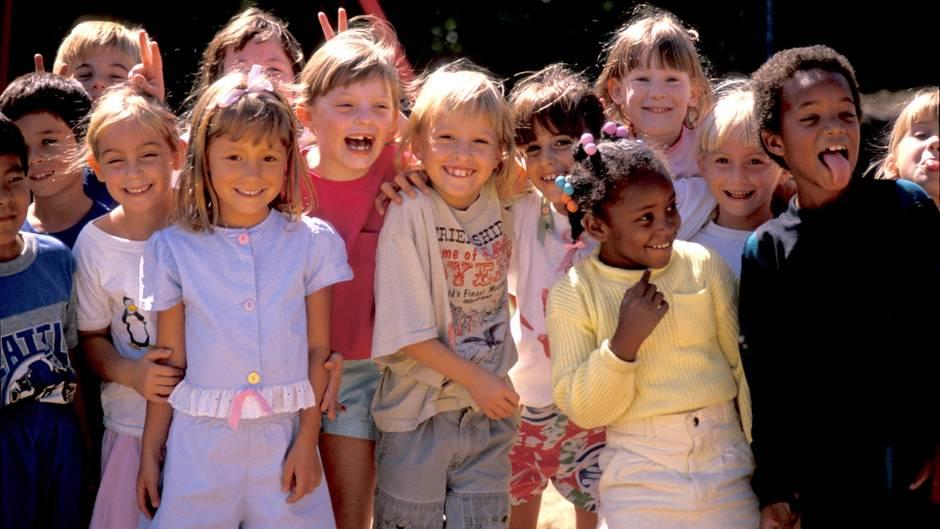 Wenn alle geimpft sind, können sich ansteckende Krankheiten an Schulen nicht verbreiten