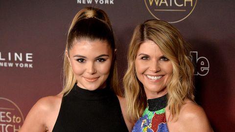 Olivia Jade und ihre Mutter Lori Loughlin