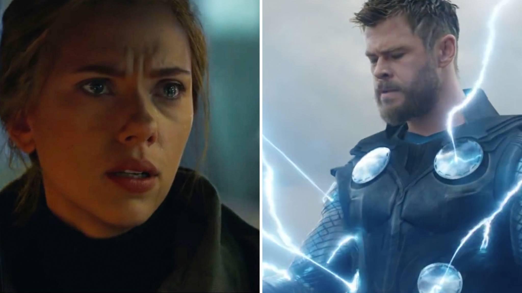 Marvels Letzter Film Der Avengers Reihe Weckt Hoffnungen Auf Ein