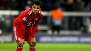 Nationalstürmer Serge Gnabry nach der Champions-League-Pleite des FC Bayern: Der deutsche Fußball muss sich hinterfragen.
