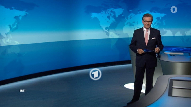Tagesschau-Sprecher Jan Hofer