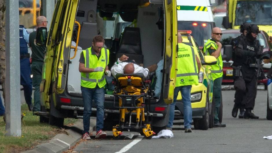 Neuseeland Moschee Video Photo: Neuseeland: Mehrere Tote Bei Angriffen Auf Moscheen In