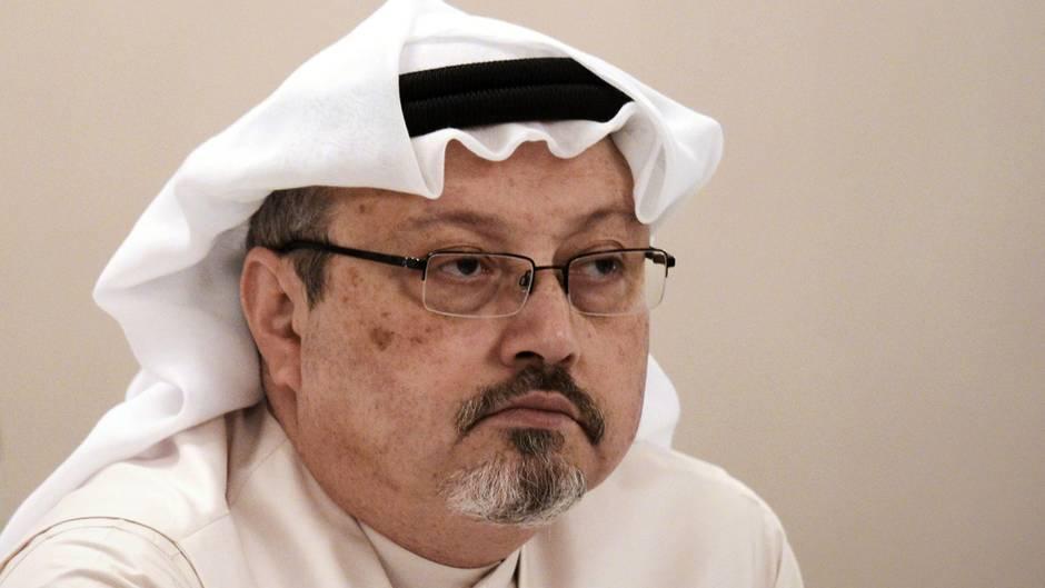 Khashoggi istam 2. Oktober im Konsulat Saudi-Arabiens in Istanbulermordet worden