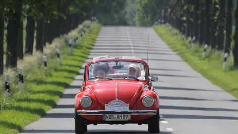 Ranking : Das sind die Cabrio-Hochburgen Deutschlands