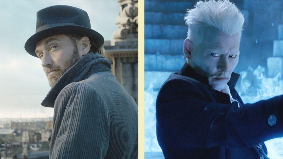 """""""Harry Potter""""-Prequel: J.K. Rowling spricht über Dumbledore und Grindelwald"""