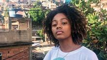 Mylena,13, aus Brasilien