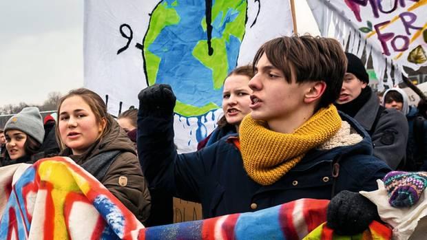 Linus Steinmetz, 15, aus Deutschland