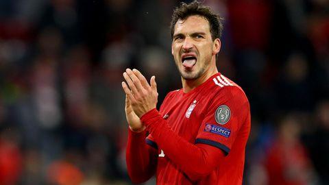Mats Hummels - FC Bayern muss radikalen Umbruch angehen