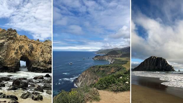 USA-Roadtrip: Immer am Pazifik entlang, der Highway 1