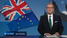 """Jan Hofer in der """"Tagesschau"""""""
