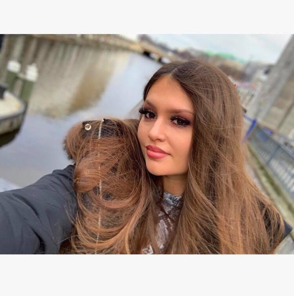 Selfie von Leonora