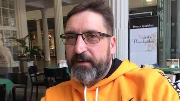 Vater Jens Ruzsitska schlug 2016 Alarm, als Andreas V. sich auf einem Gartenfest an kleine Mädchen heranmachte