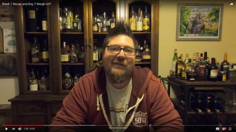 Fastenzeit: Dieser Mann trinkt 46 Tage nur Bier statt zu essen