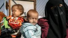 Kinder des deutschen IS-Kämpfers Martin Lemke