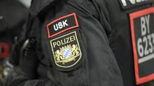 USK-Beamter der Polizei