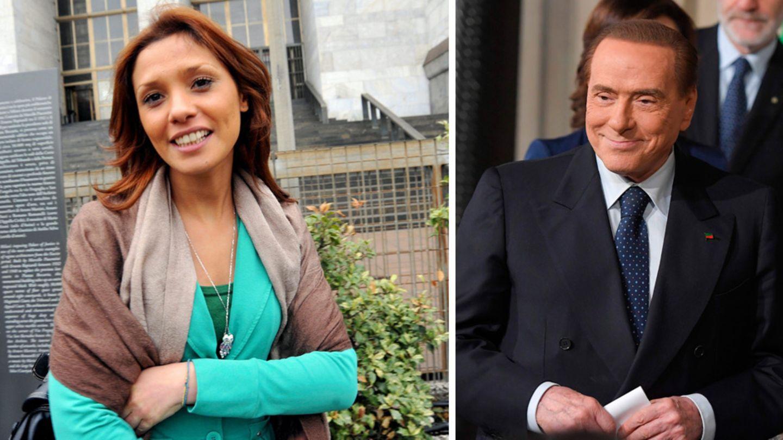 Imane Fadil und Silvio Berlusconi