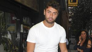 """Love Island""-Star Mike Thalassitis"