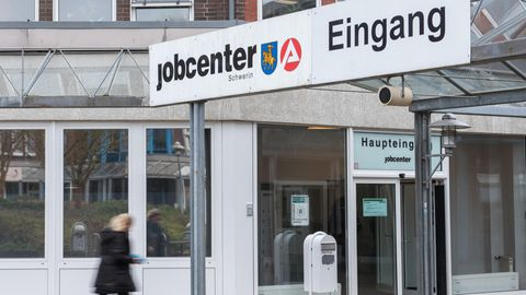 Die Arbeitslosenzahlen sollen nicht stimmen