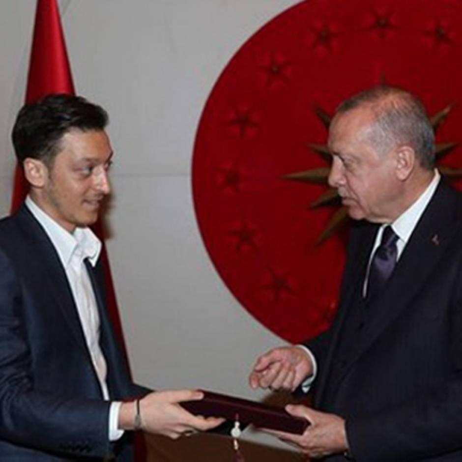 Ausnahmesportler auf Abwegen: So wurde Mesut Özil zum Liebling des türkischen Herrschers Erdoğan