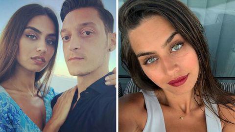 Mesut Özil heiratet Model Amine Güsel