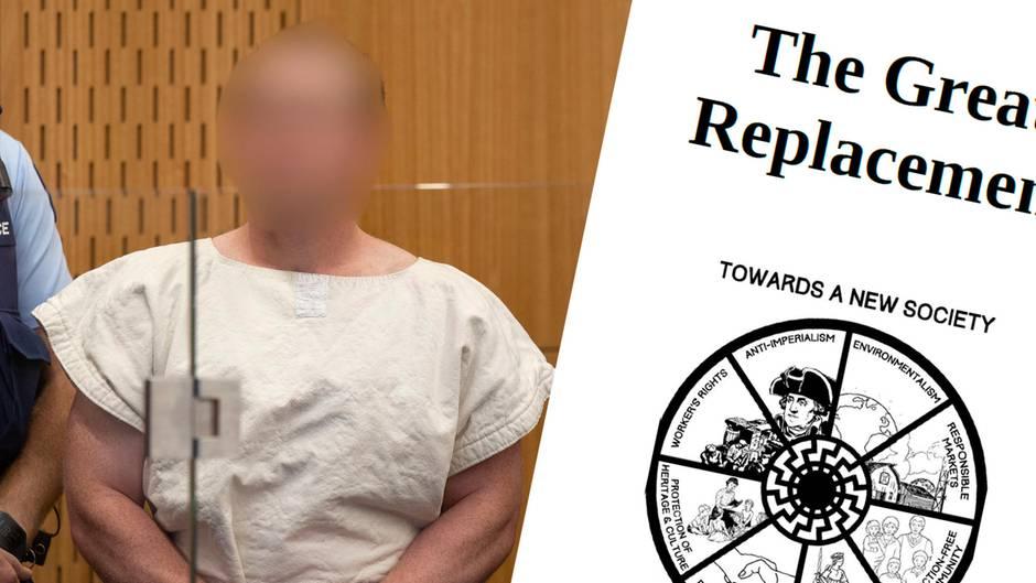 Christchurch-Terrorist Brenton T.