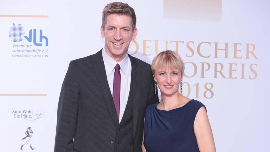 Steffen Hallaschka und seine Frau Anne-Katrin