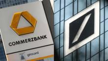 Die mögliche Fusion von Deutscher Bank und Commerzbank ist umstritten