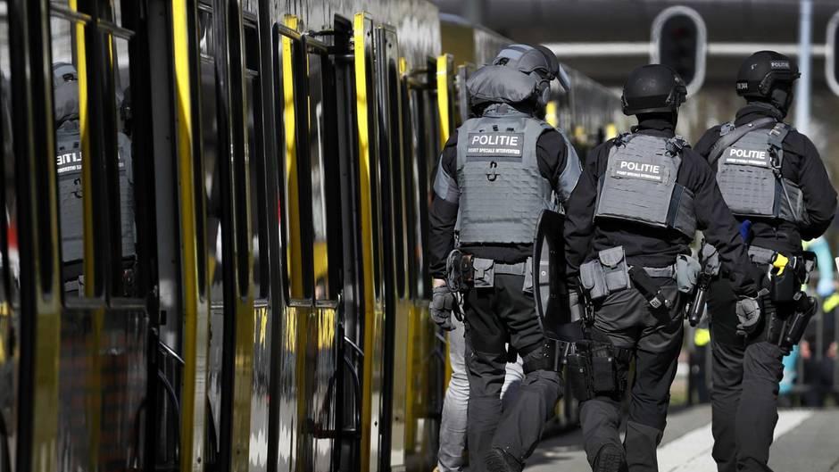 Niederlande: Offenbar ein Toter und mehrere Verletzte nach Schüssen in Utrecht
