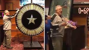 Milwaukee: Mann gewinnt 1 Million US-Dollar - mit einem Dreh am Glücksrad