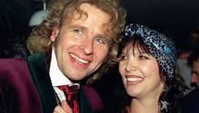 Thomas und Thea Gottschalk im Jahr 1995