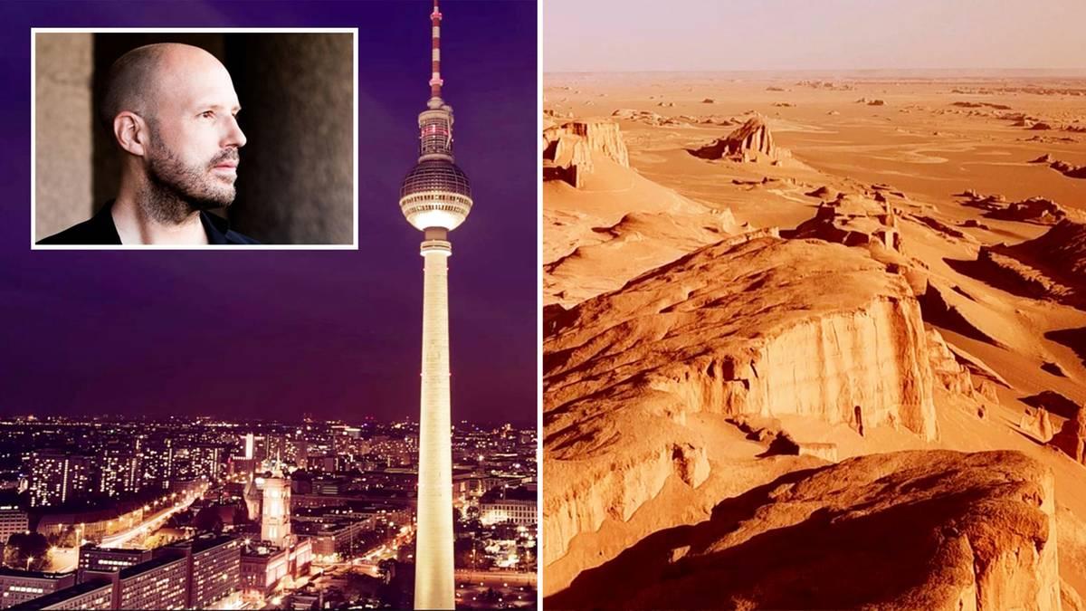 """""""Berlin Tehran"""": Elektro-Papst Schiller nimmt uns mit auf eine hyptnotisch-entspannte Weltreise"""